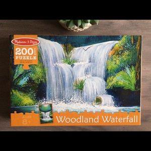 2/$20   Melissa & Doug 200 piece puzzle